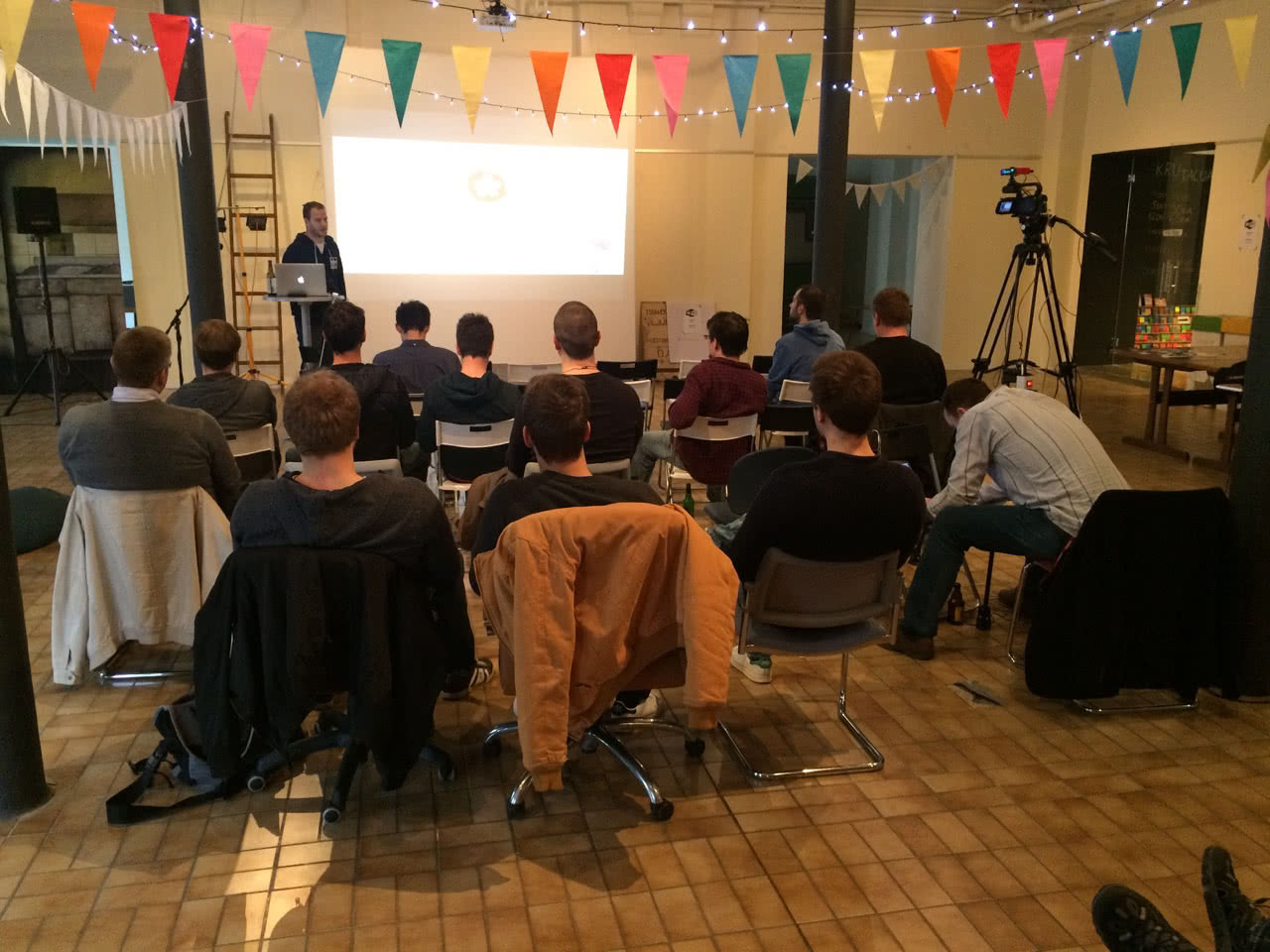 Ruby meetup - March 2016